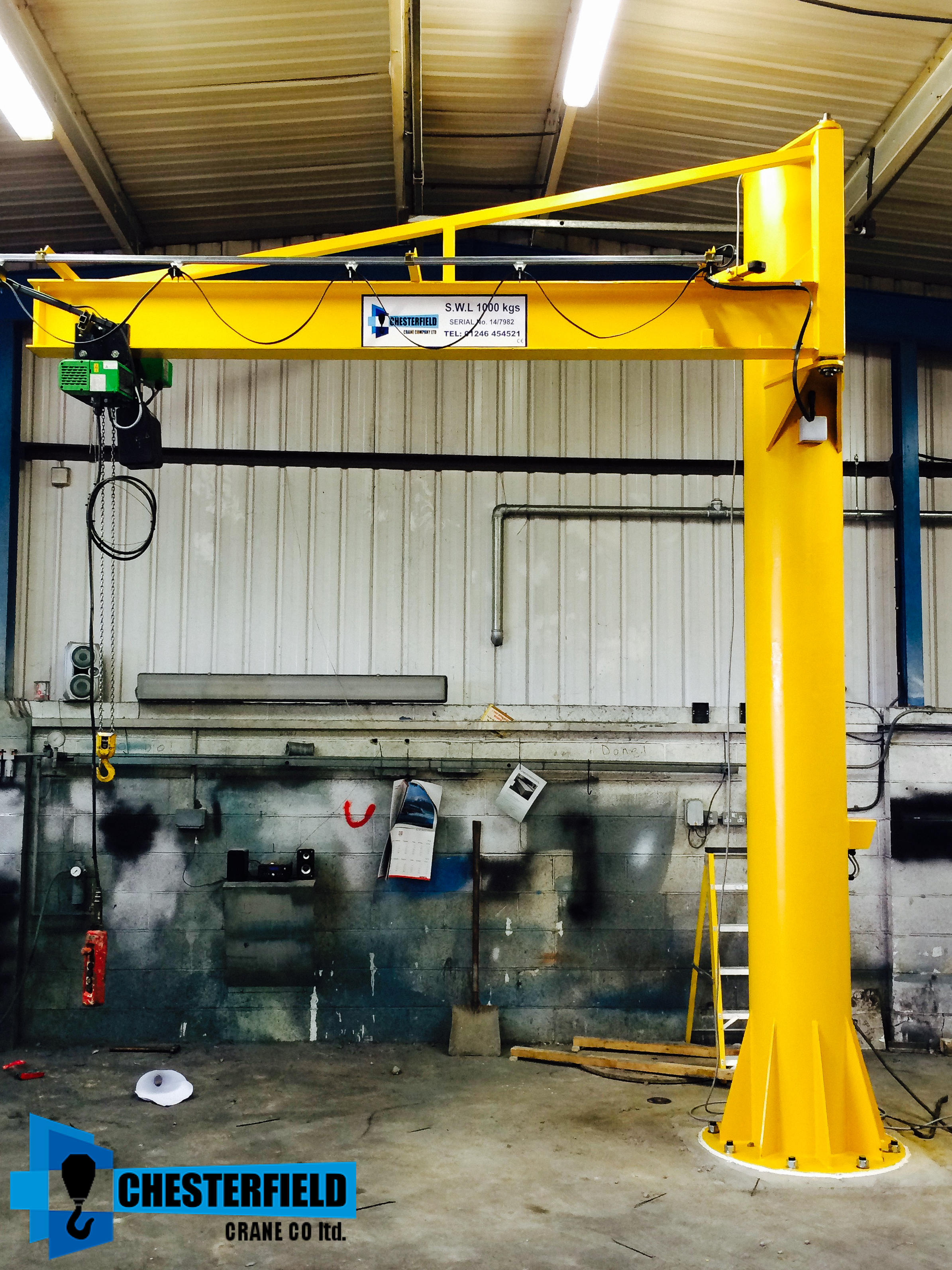 jib crane manufacturers jib arms for sale uk chesterfield cranes