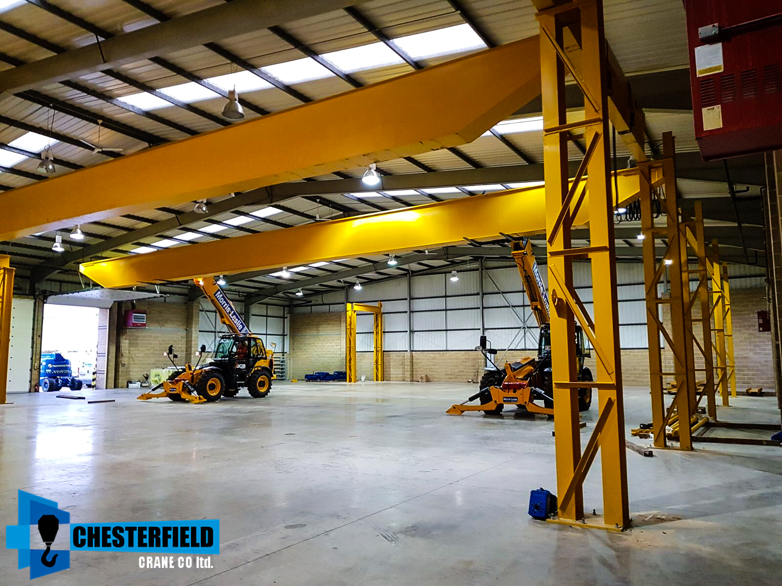 Gantry Systems Archives - Chesterfield Crane Company